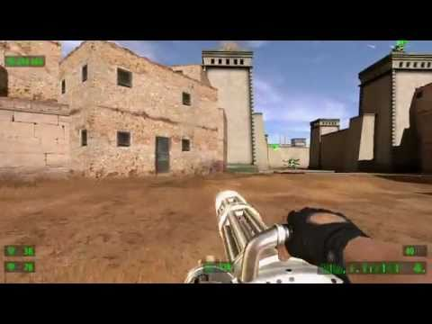 Serious Sam HD: The First Encounter - City of Memphis Metropolis (2/2) [Mental Difficulty]