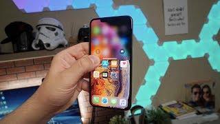 Купил iPhone Xs Max за 125 000 руб, уже лагает