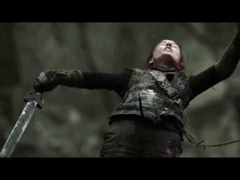 Cassandra Ebner Stunt Reel 2019