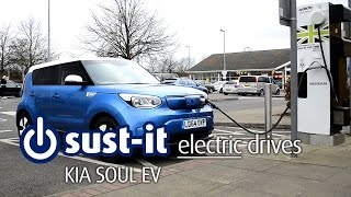 Kia Soul EV review and real world battery range test(, 2015-04-07T11:03:06.000Z)