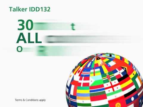 Talker IDD 132