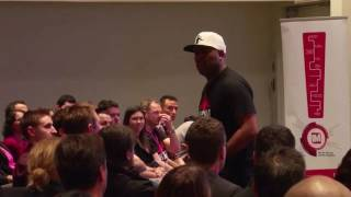 """Eric Thomas Australia - """"You Have to Be Obsessed – I Owe it to Myself"""""""
