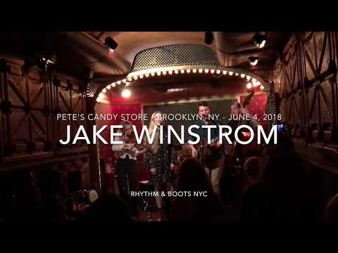 Jake Winstrom @ Pete's Candy Store - Brooklyn, NY - June 4, 2018
