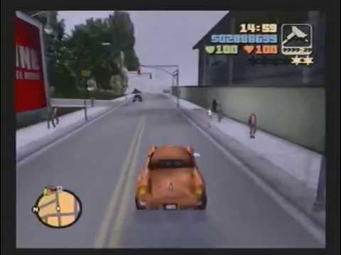Grand Theft Auto 3 - Part 76: Golden Flight (Bullion Run)