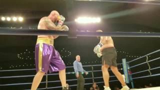 Brad Switzer vs. Donald Willis
