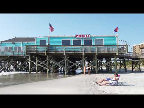 Beach Walk POV | Myrtle Beach, SC