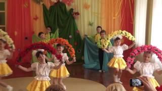 Солнечные зайчики (ВЕСЕННИЙ ТАНЕЦ) 2012г.(Конкурс