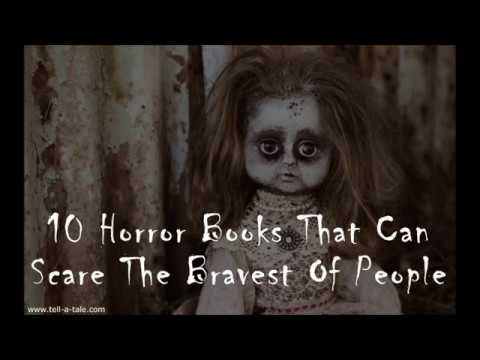 List of Top 10 Horror Books – Scary Books | Horror Novels