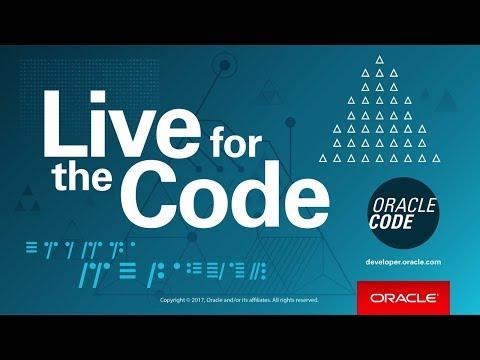 Oracle Code Mexico City Keynotes