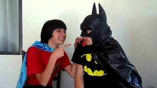 The Daily Life Of Batman and Robin