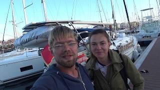 Уходим в океан но не прощаемся Жизнь на яхте Cupiditas