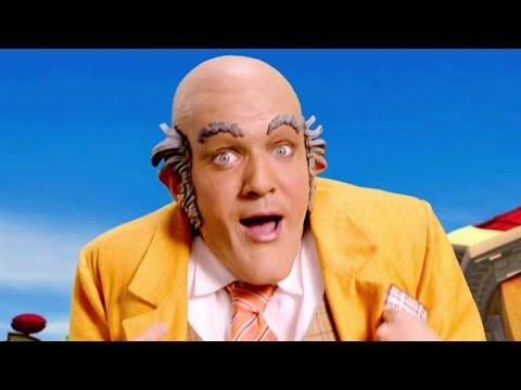 Lazy Town Robbie Rotten Sings It's Fun to be the Mayor Music Video | Lazy Town Songs