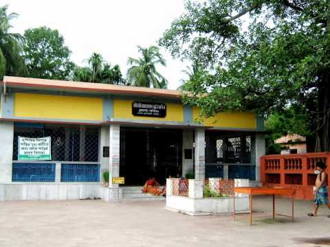 Memeories of Thakur Ramprashad Sen in Halisahar India