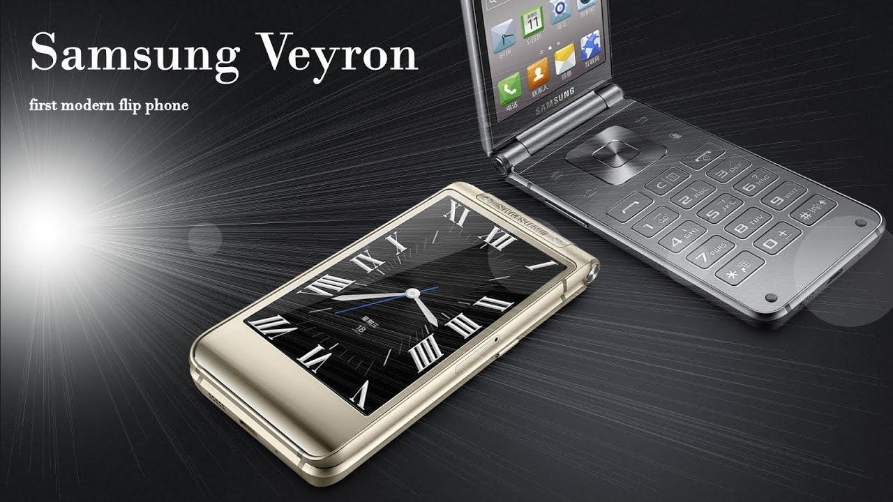 d8bd68bd7 New Samsung Veyron Flip SmartPhone W2017