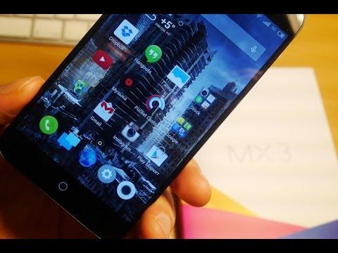 Обзор Meizu MX3: Flyme, производительность, камера и аккумулятор