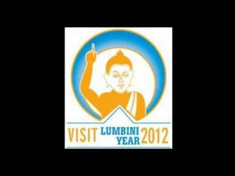 Visit Lumbini Year 2012 promo Nepal - Marker Stone Travels
