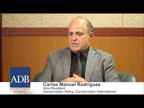 Sustainable Asia Leadership Program: Carlos Manuel Rodriguez Part 1