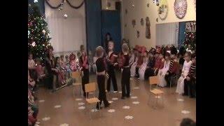 Танец с орешками (ритмический танец)