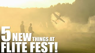 5 New Things At Flite Fest!
