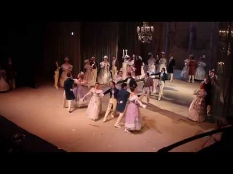 P.Tchaykovsky Opera Eugeny Onegin, Conductor Denys Karlov