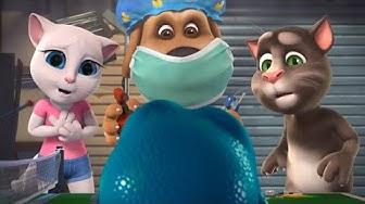 El Germinator - Talking Tom and Friends (Episodio 15 - Temporada 1)