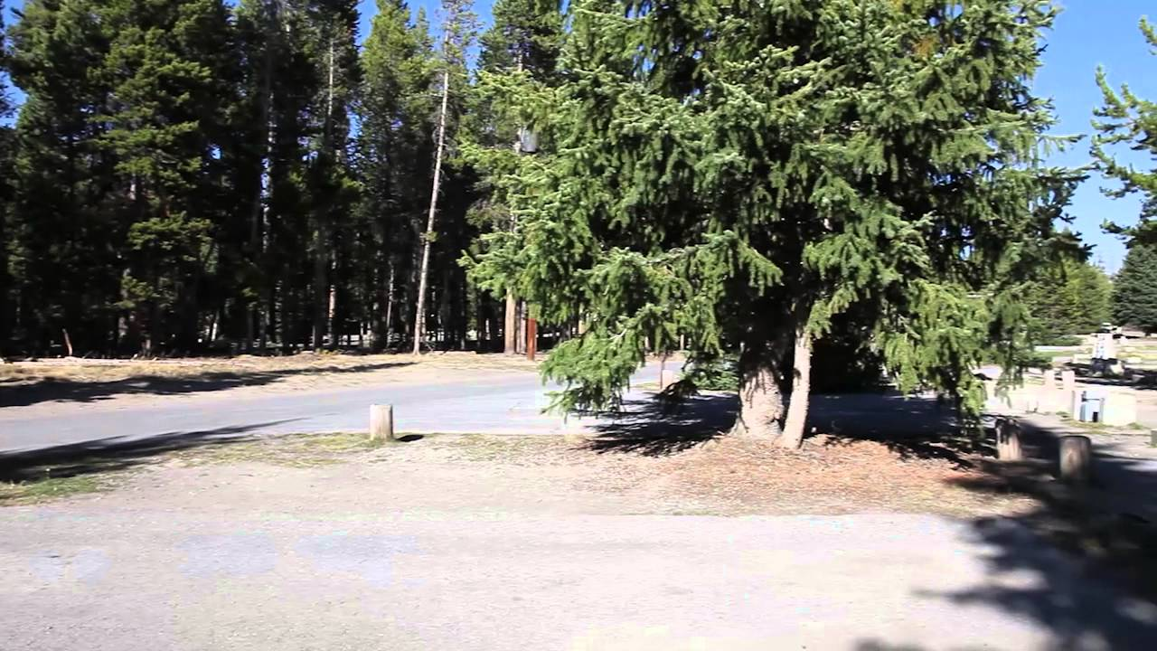 Fishing bridge rv park in yellowstone national park youtube for Fishing bridge rv park