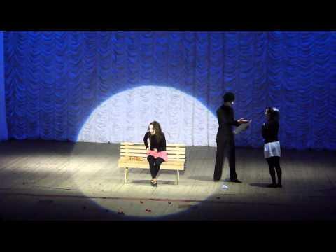 пантомима. ФИТ 2012,1 место