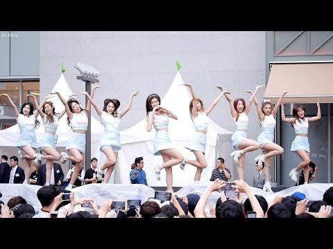 160909 구구단 (gugudan) 원더랜드 Wonderland [전체] 직캠 Fancam (스타필드하남점 오픈기념축하공연) By Mera