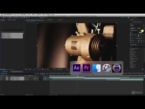 After Effects CC 301: After Effects for Editors - 4. Importing Footage from Premiere