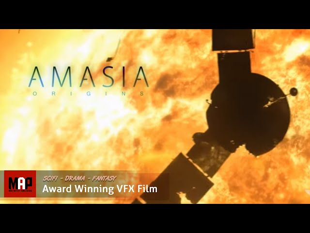 Amasia (HD) | A Look at what happens when Climate Collapses (Artfx)