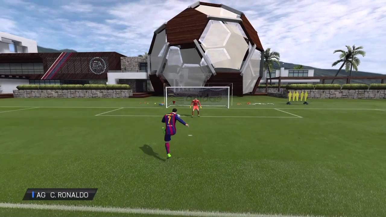 Gestes technique sur fifa football (ps vita) - YouTube