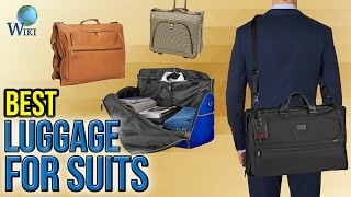10 best luggage for suits 2017
