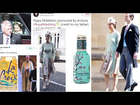 'Pippa Middleton sponsored by Arizona': Twitter stitches the funniest from the Royal Wedding