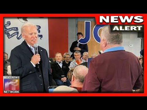 OMG! Joe Biden Just UNLEASHED on the WRONG Iowa Farmer! He MURDERED His Own Campaign!