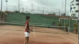 College Tennis Recruiting (Diana Zora)