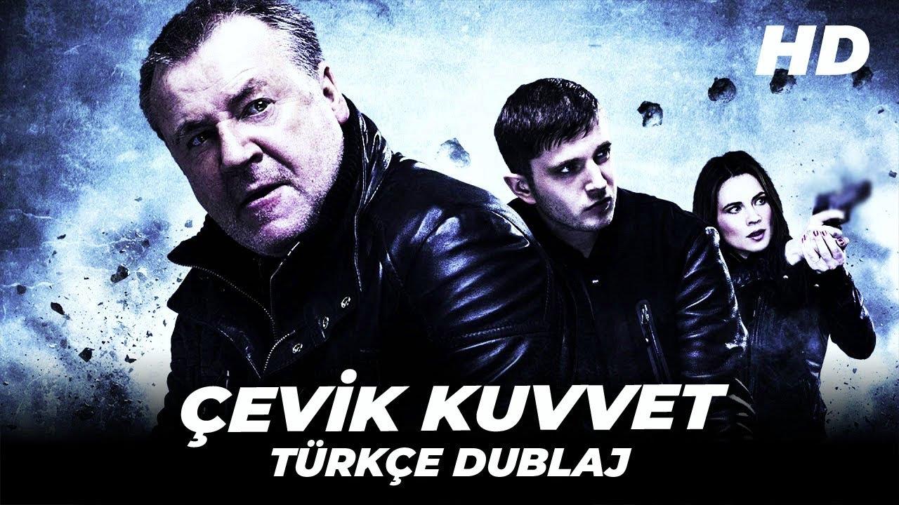 Çevik Kuvvet Türkçe Dublaj Yabancı Aksiyon Filmi | Full Film İzle (HD)