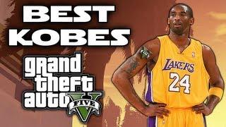 Best Kobe Bryant Jumps in GTA 5