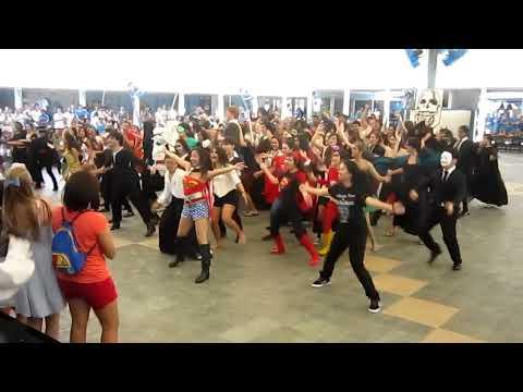 UWCSEA Class 2012 Flashmob