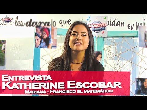 Katherine Escobar Farfan - Los Briceño (Cecilia)   Francisco el Matemático (Mariana)