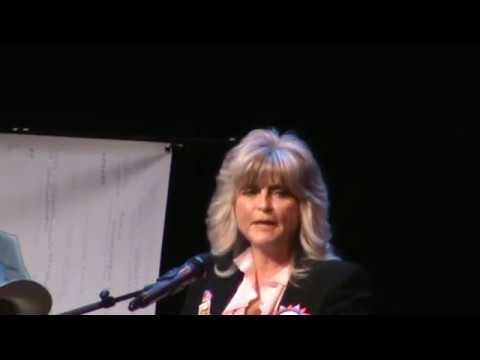 Jeanette Finicum at Red Pill Expo Bozeman Montana June 24 2017 * Great Speech