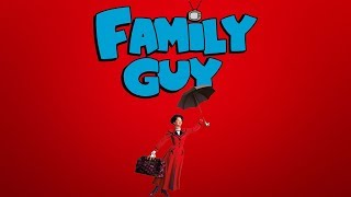 Mary Poppins References in Family Guy