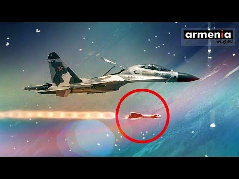 Азербайджан в ужасе: Новые ракеты ВС Армении - Х-31ПД