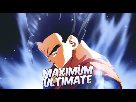 MAXIMUM Ultimate Gohan LEVEL 7 ALL OUT! Dragon Ball FighterZ Gameplay!