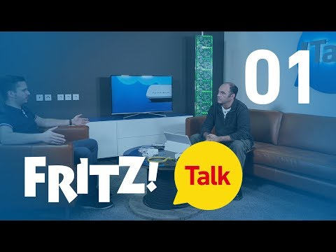 FRITZ! Talk 01 - FRITZ!Box 7590