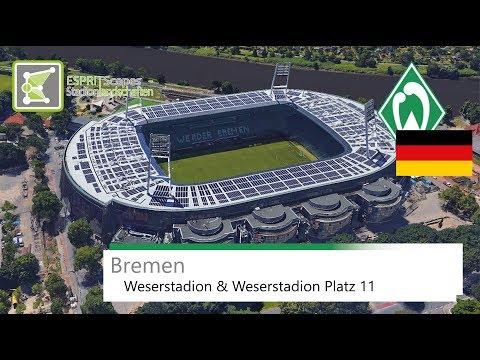 Bremen - Weserstadion & Weserstadion Platz 11 / 2016