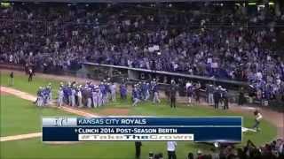 Kansas City Royals 2014 Highlights