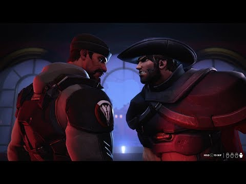 Overwatch Retribution Cinematic Intro (2018)