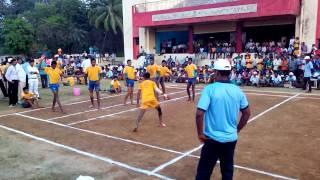 RCF Adivashi KBD 2014 (Semifinal) Umbarwadi vs Waghjai