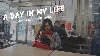 #7 Một ngày của du học sinh Đài Loan | My daily school routine in Taiwan | KAYLEE THAO