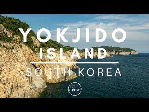 Yokjido Island South Korea